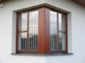 Výroba - eurookna, dřevěná okna,  vstupní dřevěné dveře Čechy, Praha
