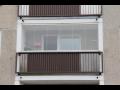 Zasklívání lodžií a balkónů Moravská Třebová, Svitavy