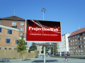 Reklama na venkovn�ch LED obrazovk�ch ProjectionWall