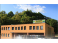 Production from plastics, plastic sections, Zlin, the Czech Republic