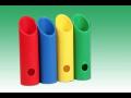 Speci�ln� plastov� trubky, plastov� desky, chr�ni�e kabel�, PVC, Zl�n