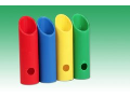 Special plastic pipes, plastic plates, cable protectors, PVC, Zlin, the Czech Republic