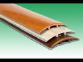 Plastov� profily pro podlah��e, kobercov� li�ty, schodov� hrany, PVC, Zl�n