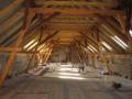 Tesařské, pokrývačské, klempířské práce na všech typech střech
