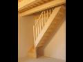 Levné schody na míru, zakázková výroba schodiště, zábradlí Ostrava