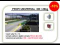 Automobilové mostní váhy PROFI UNIVERSAL, PROFI B, PROFI STEEL se slevou 10%.