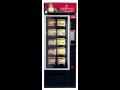 Automat na chlazen� j�dla � Damian Snack Europa