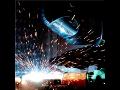 Svařování hliníku litiny (litinové hlavy) titanu nerezu Hradec