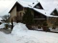 Zimní dovolená lyžování Jizerské hory levné ubytování Ještěd pension penzion Liberec.