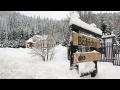 Zimní jarní dovolená z dětmi ubytování jarní prázdniny rodinná dovolená Jizerské hory Ještěd Liberec.