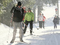 Winterurlaub Tschechische Republik Tschechien Skifahren Isergebirge billige Unterkunft Jested Pension Liberec Reichenberg