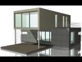Modern� design dom� Zl�n