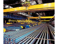 Crane, railway, tram, mine rails - delivery, assemblies, installation, the Czech Republic