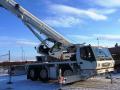 Autoje��b s nosnost� 55 tun, GROVE GMK 3055E