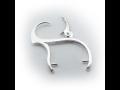 Stříbrné a bižuterní  komponenty prodej