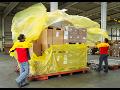 Řešení pro průmyslová odvětví - DHL BREAK BULK EXPRESS