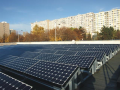 Mont�e revize servis opravy fotovoltaick� syst�my elektr�rny sol�rn� syst�my.