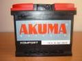 Prodej autobaterií Akuma
