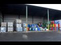 Odvoz pr�myslov�ch odpad�.