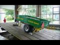 Homologace traktorů