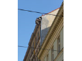 Praha práce ve výškách