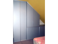 Vestavěné skříně výroba prodej montáž vestavné skříně na míru na zakázku Liberec.