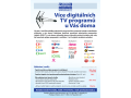 Digitalizace, pozemní digitální vysílání, televize Bystřice, Holešov, Zlín
