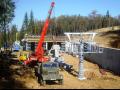 Výstavba vleky lanovky bobové dráhy zasněžování sportovní stavby Jičín