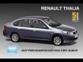 Renault Thalia - 60.000 K�