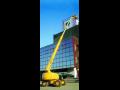Praha prodej servis teleskopick� plo�iny s JIB ramenem
