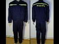 Fertigung der Feuerwehrkleidung, Berufskleidung, Rettungskleidung, die Tschechische Republik
