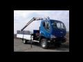 Verkauf, Service LkW, Nutzkraftfahrzeuge Avia, Iveco, die Tschechische Republik
