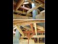 Dřevěné příhradové vazníky, MiTek, střešní konstrukce, STREKON A-Z, s.r.o.