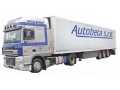 Autodoprava vnitrostátní, mezinárodní kamionová, přeprava mrazírenskými, plachtovými návěsy Uherské Hradiště