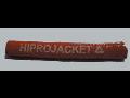 Tepeln� ochrana kabel� ve vysok�ch teplot�ch.