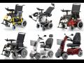 Prodej invalidních vozíků.