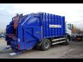 Vozy pro svoz komun�ln�ho technick�ho odpadu sv�en� odpadu kuka vozy.