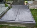 Pomníky, opravy náhrobků Zlín, Holešov, Kroměříž