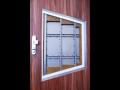 SHERLOCK uvádí nové bezpečnostní dveře F730/4