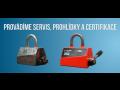 Servis, prohlídka, certifikace břemenových magnetů, Kroměříž, Zlín