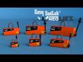 Permanentní břemenový magnet Neolift Easy Switch, Kroměříž, Zlín