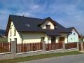 Stavby d�ev�n�ch rodinn�ch dom� realizace v�stavba n�zkoenergetick� rodinn� domy na kl�� d�evostavby Liberec �esk� L�pa Nov� Bor.