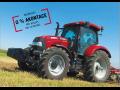 Prodej traktorů, zemědělských strojů a techniky - nakladače, mlátičky