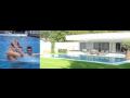 Montáž, prodej, výroba privátní, zahradní  bazény, nerezové rehabilitační bazény, nerezové zahradní vany, saunové bazény