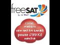 Mont� satelitn� televize freeSAT medium �umperk, Z�b�eh, Jesen�k, Mohelnice, Olomouc