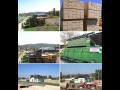 Prodej dřevěných briket, řeziva - prkna, střešní latě