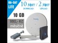Satelitní internet KA-SAT 10 Mbit za 1180,- Kč měsíčně Šumperk, Zábřeh, Jeseník, Mohelnice, Olomouc