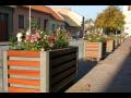 Venkovní nádoby na květiny Brno, Ostrava, Olomouc, Bratislava
