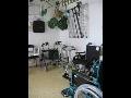 Výdejna zdravotnických potřeb, podpažní berle, vozíky, ortézy končetin, bandáže Uherské Hradiště