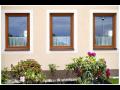 Okna, dveře, žaluzie, parapety, rolety, sítě